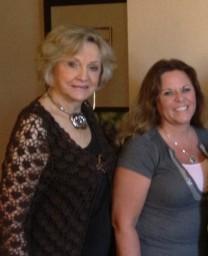 Liz Hallquist and Melissa Heiland